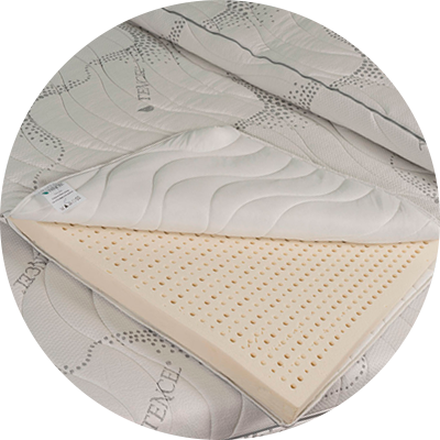 latex foam is made from a milky sticky substance that comes from the bark of trees totally natural latex and fairly rare and therefore quite expensive